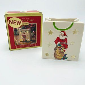 Spode Christmas Gift Bag with Candle #N-11